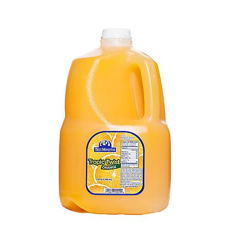 Tres Monjitas Tropic Twist Orange (120 oz.)