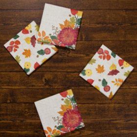 Artstyle Fall Foliage Napkins (200 ct.)