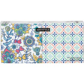 Artstyle Summer Wonderland Napkins - 200 ct.