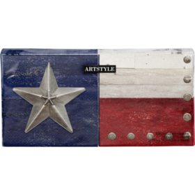 Artstyle Heart of Texas Napkins - 200 ct.