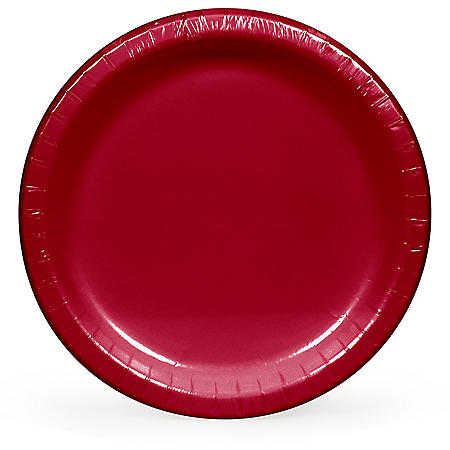 Artstyle Red Paper Plates (90 ct.)