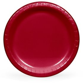 "Artstyle Red Paper Plates, 10"" (90 ct.)"