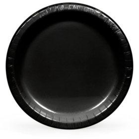 "Artstyle Black Paper Plates, 10"" (90 ct.)"