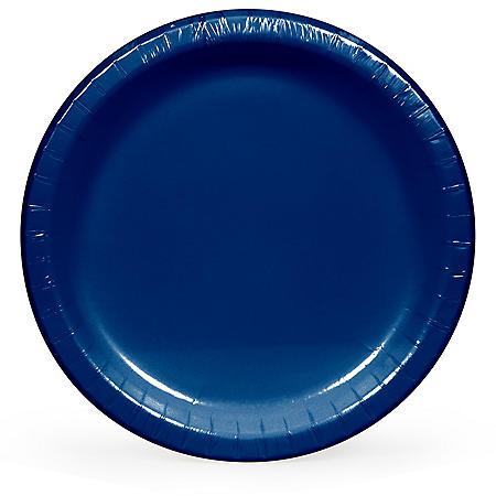"Artstyle Navy Paper Plates, 10"" (90 ct.)"