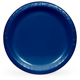 Artstyle Navy Paper Plates (90 ct.)