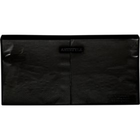 "Artstyle Black Napkins Twin Stack, 6.5"" (200 ct.)"