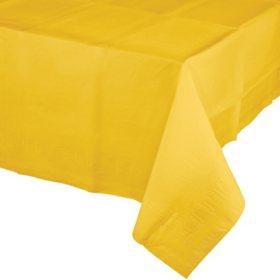 Artstyle Yellow Paper Tableloths (4 ct.)