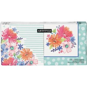 """Artstyle Spring Bliss Lunch Napkins, 6.5"""" (200 ct.)"""
