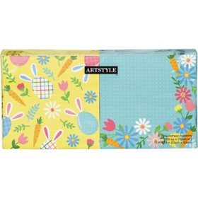"""Artstyle Easter Wreath Lunch Napkins, 6.5"""" (200 ct.)"""