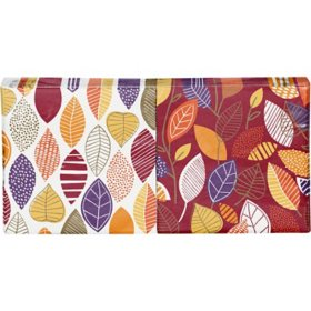"""Artstyle Little Leaves Lunch Napkins, 6.5"""" (200 ct.)"""