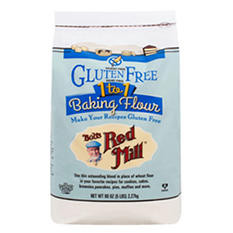 Bob's Red Mill Gluten Free 1-to-1 Baking Flour (5 lb.)