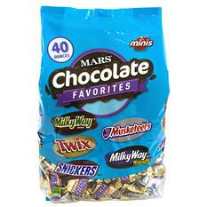 Mars Chocolate Mini Mix Bag (40 oz.)