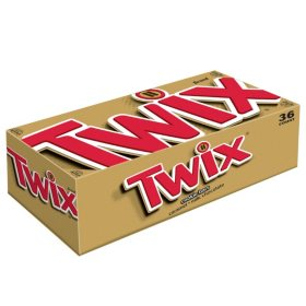 Twix Chocolate Cookie Bars (1.79 oz., 36 ct.)