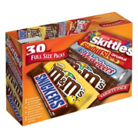 Mars One Stop Variety Pack (30pk)