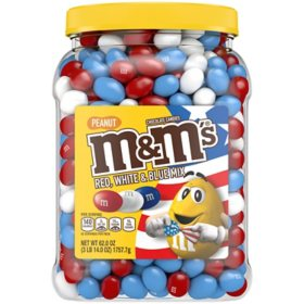 M&M's Peanut Patriotic Mix (62oz.)