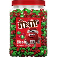 M&M's Milk Chocolate Christmas Candy (62 oz.)