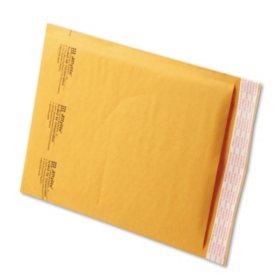 Sealed Air - Jiffylite Self-Seal Mailer, Side Seam, #2, 8 1/2 x 12, Golden Brown, 100 per Carton