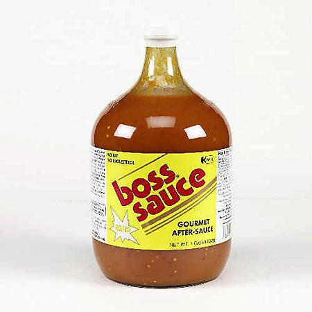 Boss Sauce - 1 gal.