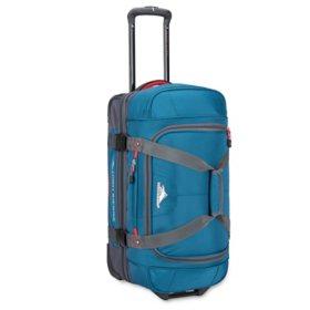 "High Sierra Decatur 22"" Wheeled Duffel Bag"