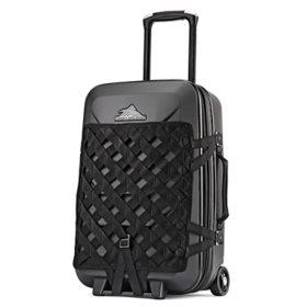 "High Sierra OTC 22"" Upright Rolling Suitcase"
