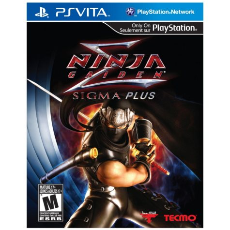 Ninja Gaiden Sigma Plus - PS Vita