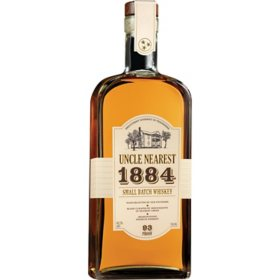 Uncle Nearest 1884 Small Batch Whiskey (750 ml)