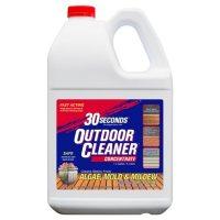 30 Seconds Outdoor Cleaner
