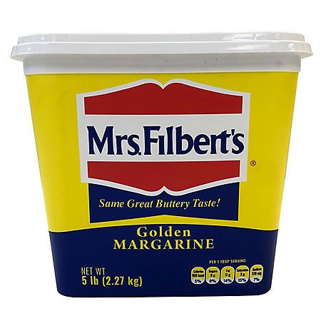 Mrs. Filbert's Golden Margarine (5 lb.)
