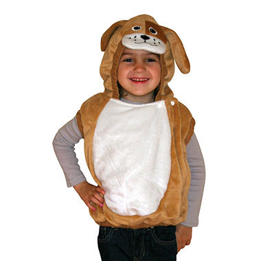 Puppy Plush Halloween Costume - Size 18-36 Months