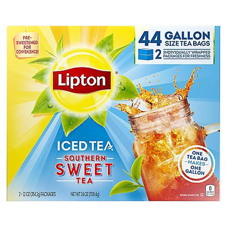 Lipton Southern Sweet Tea Bags (44 ct.)