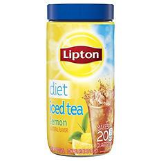 Lipton Diet Iced Tea Mix, Lemon (5.9 oz., makes 20 quarts)