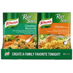 Knorr Rice Sides Variety Pack (5.625 oz., 8 ct.)
