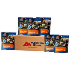 Mountain House Chicken Teriyaki with Rice (6 pouches)