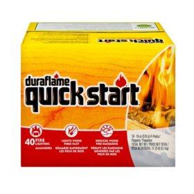 Duraflame Quickstart