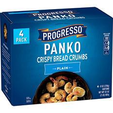 Progresso Plain Bread Crumbs (8 oz. ea., 4 pk.)