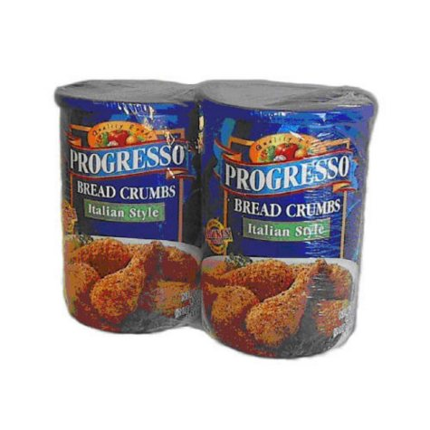 Progresso® Italian Bread Crumbs - 2 pk.