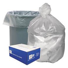 Good 'n Tuff - High Density Waste Can Liners, 30gal, .315mil, 30 x 36, Natural -  500/Carton