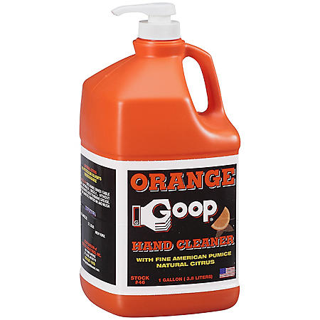 Orange Goop? Hand Cleaner - 1 gal