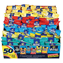 Wise Variety Pack (50 ct.)