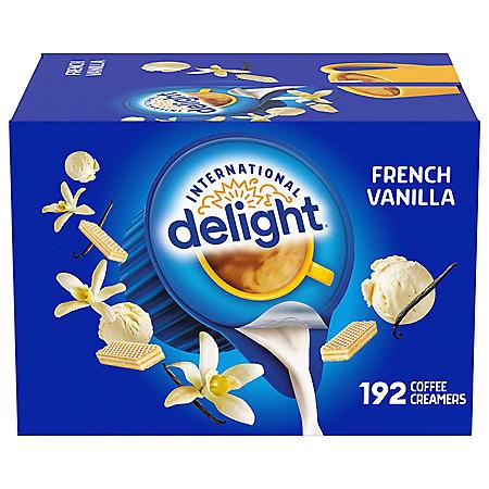 International Delight French Vanilla Creamer Singles (192 ct.)