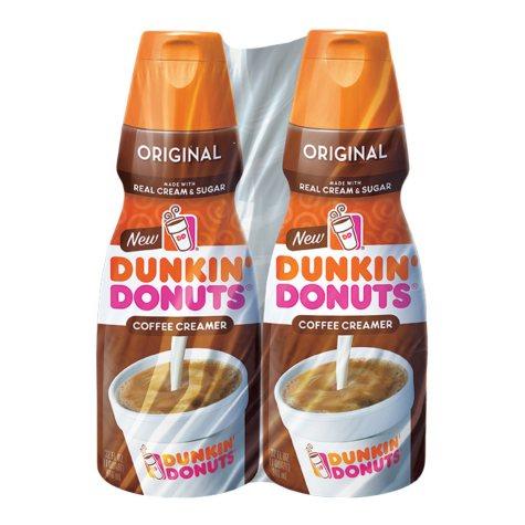 Dunkin Donuts Original Creamer (64 oz.)