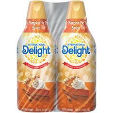 International Delight Coffee Creamer, Pumpkin Pie Spice (48 fl. oz. bottle, 2 pk.)