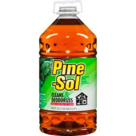 Pine-Sol Multi-Surface Cleaner, Original, 175 Ounce Bottle