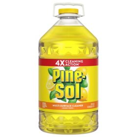 Pine-Sol All Purpose Multi-Surface Cleaner, Lemon Fresh (175 oz.)