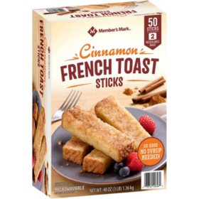 Member's Mark Cinnamon French Toast Sticks (50 ct.)