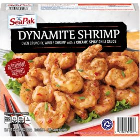 SeaPak Dynamite Shrimp, Frozen (2 lbs.)