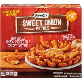 Farm Rich Sweet Onion Petals (36 oz.)