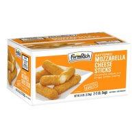 Farm Rich Breaded Mozzarella Sticks, Frozen (3 lb. bags, 2 ct.)