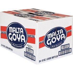 Goya Malta Beverage (12oz / 24pk)