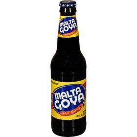 Goya Malta Beverage 12 Oz 24 Pk Sams Club